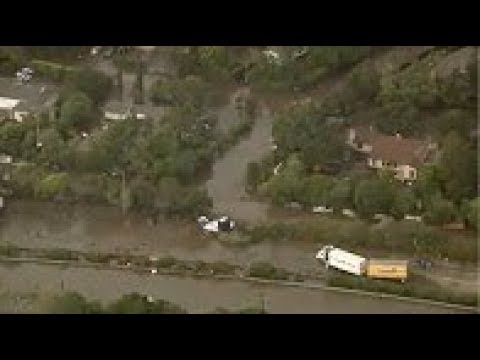 Cataclysmic MUDSLIDES, FIRES, FLOODS Ravage CALIFORNIA, Many Dead 1.12.18