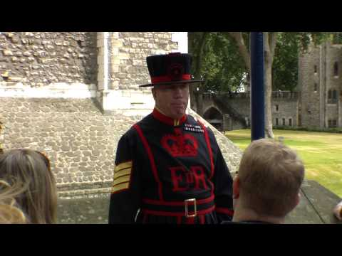 White Tower explained @ Tower of London