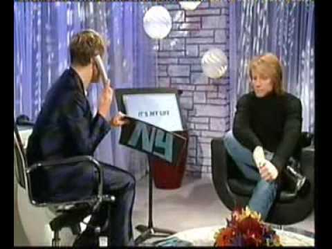 Jon Bon Jovi on Graham Norton