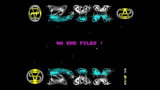 ZYX Hacker Sega boot -  Hacker Sega  [#zx spectrum AY Music Demo]