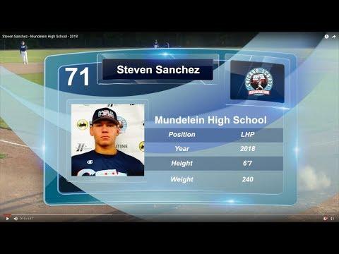 Steven Sanchez - Mundelein - 2018