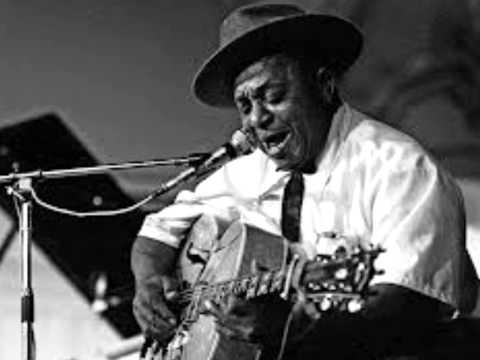 Big Joe Williams-Walking Blues