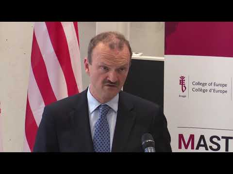 Launch of the Master of Arts in Transatlantic Affairs – Transatlantic Relations in Challenging Times