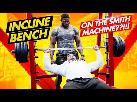THE SMITH MACHINE!