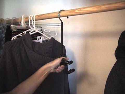 The Guitar Hanger Video   Original Closet Unit U0026 Space Saver Stand   YouTube