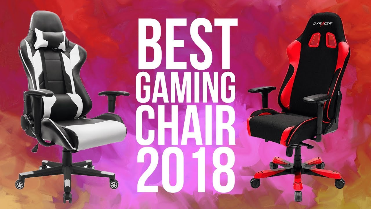 Dxracer Pc Gaming Chair Best Gaming Chair 2018 Top 10 Best Gaming Chairs In 2018 For Pc Xbox One Ps4 Gaming