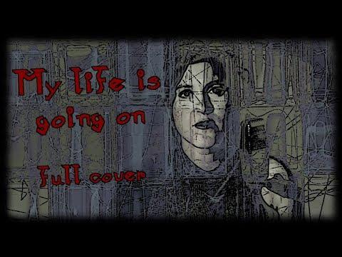 La Casa De Papel - My Life Is Going On Full Cover