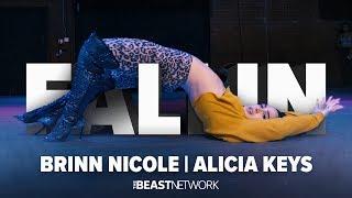 FALLIN | ALICIA KEYS | BRINN NICOLE | PUMPFIDENCE