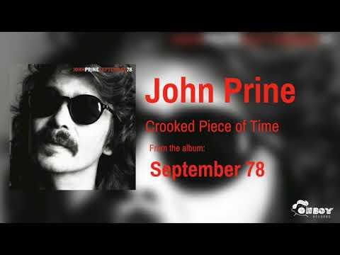 John Prine - Crooked Piece of Time - September 78