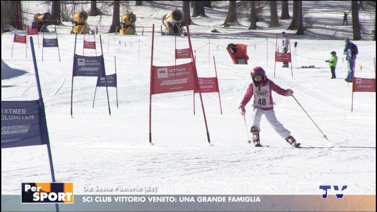 Per Sport - Sci Club Vittorio Veneto: una grande famiglia