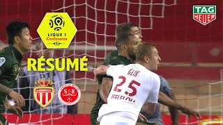 AS Monaco - Stade de Reims ( 0-0 ) - Résumé - (ASM - REIMS) / 2018-19