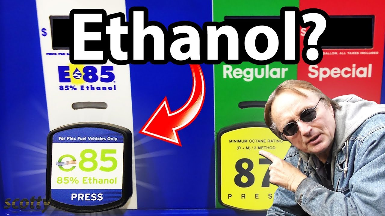 What Is Flex Fuel >> Ethanol Vs Gasoline Which Type Of Fuel Is Best For Your Car
