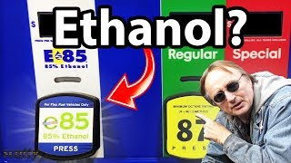 Ethanol vs Gasoline - Which Type of Fuel is Best for Your Car