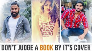 Don't Judge A Book By It's Cover | Sanju Sehrawat | Make A Change | Respect Girls