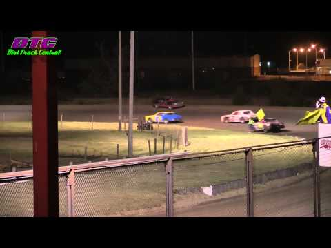 IMCA Hobby Stock A Feature Dawson County Speedway