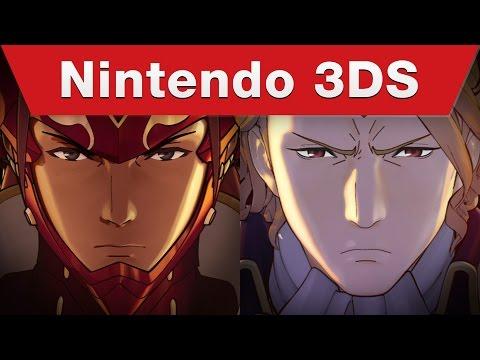 Fire Emblem Fates - Launch Trailer