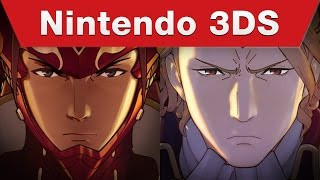 Fire Emblem Fates - Launch Trailer