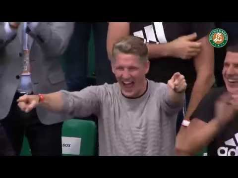 Ana Ivanovic and Bastian Schweinsteiger 2