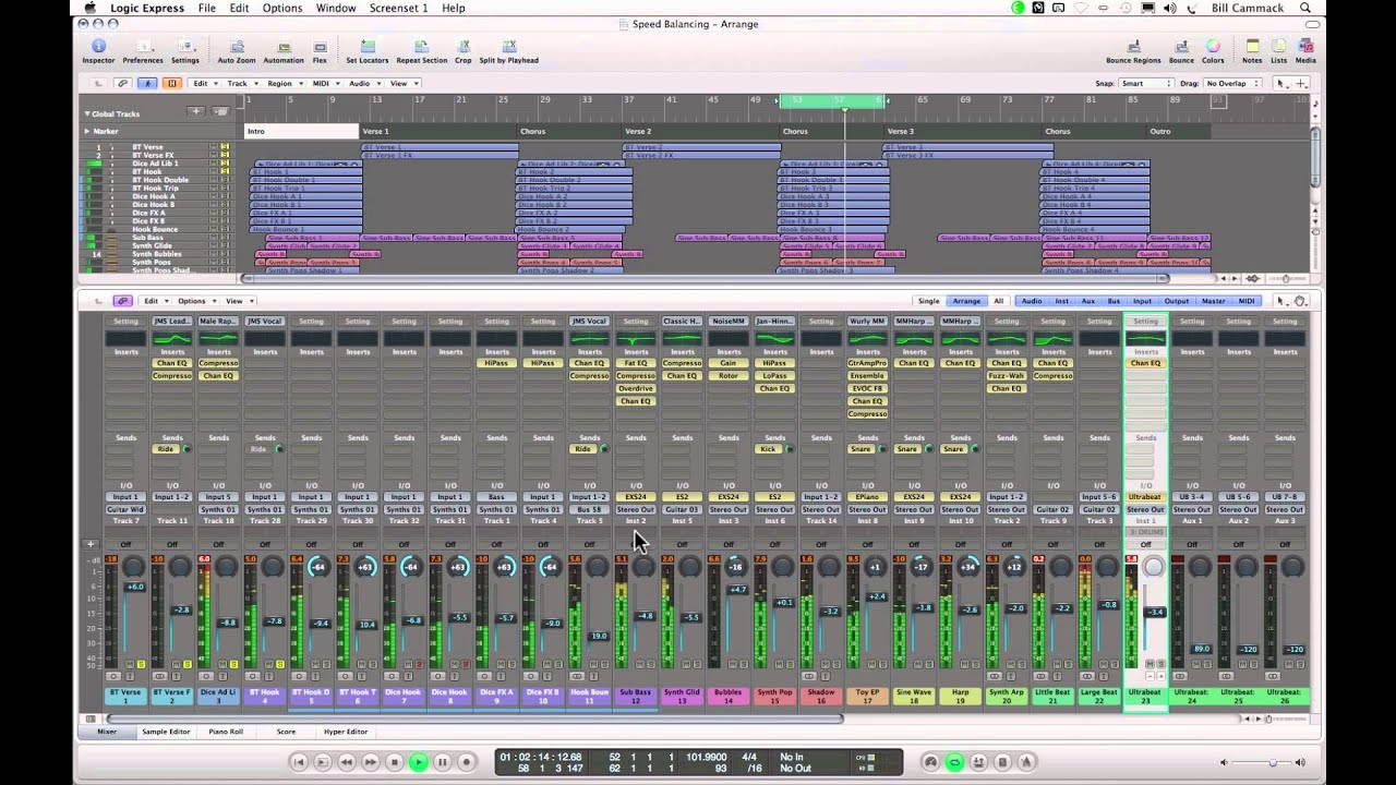 Mixing - Mouse vs Euphonix MC Mix Avid Artist