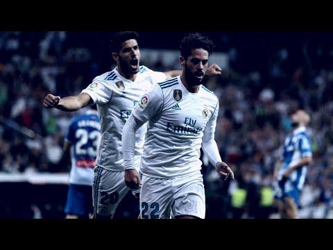 MALAGA VS REAL MADRID ! GOL DE ISCO. 15-04-2018