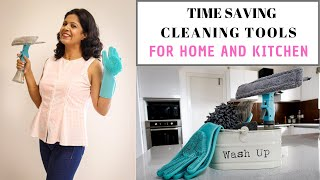 10 Awesome Products For Home And Kitchen Cleaning - In Hindi with English Subtitles
