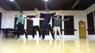 Justin Timberlake - Body Count - Devon Perri Choreography