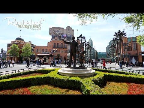 The Other Park! - Walt Disney Studios At Disneyland Paris!!