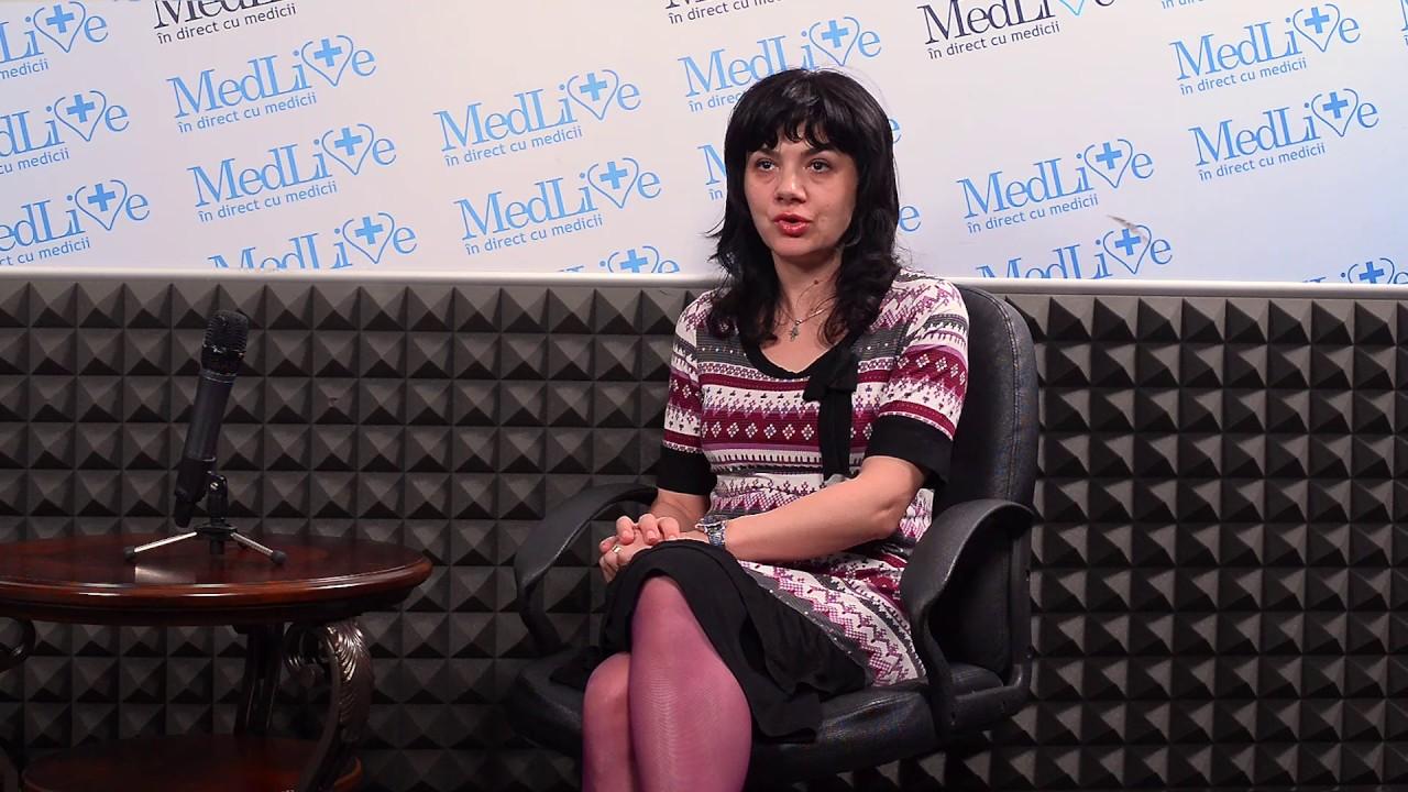 Dr. Corina Popa discuta despre colesterol