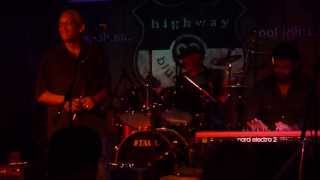 Jay Mabin at the Highway 99 Blues Club