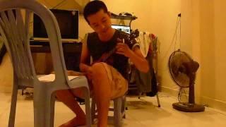 Để quên con tim   Đức huy ukulele