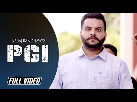 PGI | Karaj Randhawa | Latest Punjabi Song 2016| Angel Records ||