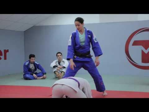 L'esprit du Judo - Quand Yarden Gerbi dévoile ses secrets en ne-waza