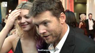 Sam Worthington Interview -  Wrath Of The Titans European Premiere