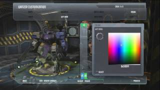 Front Mission Evolved Campaign, Part 4: Customization