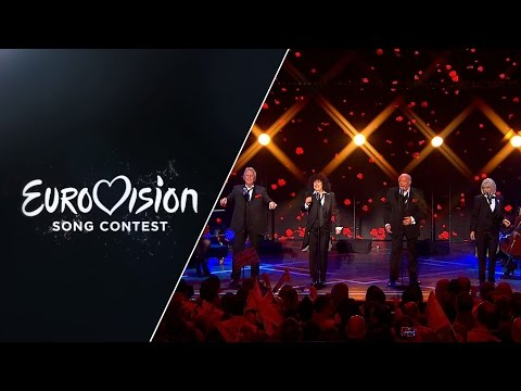 Brotherhood Of Man - Save Your Kisses For Me (LIVE) Eurovision Song Contest's Greatest Hits