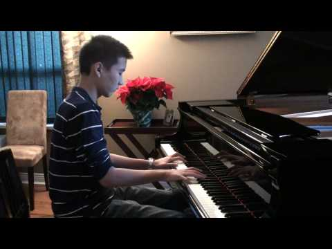 ☺ Down - Jay Sean Ft. Lil Wayne Piano Cover - Terry Chen