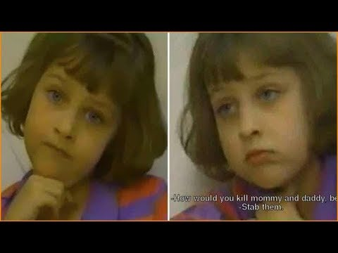 10 Creepiest Things Children Have Said