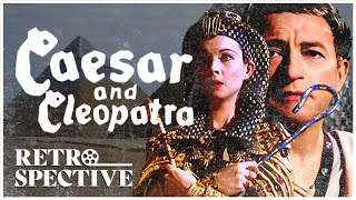 Caesar and Cleopatra (1945) Starring Claude Rains, Vivien Leigh Full Movie