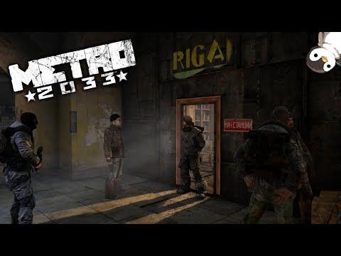 Metro 2033 Redux ☢️ #03 - Riga auskundschaften