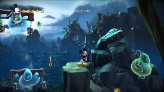 Castle of Illusion starring Mickey Mouse HD Remake Intro and Gameplay