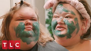 Amy and Tammy Have a Spa Day! | 1000-lb Sisters