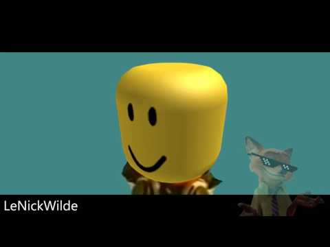Darude  Sandstorm but its the ROBLOX Death Sound