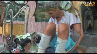 Homeless na kapatid ni Pepe Smith, tinulungan ni Idol Raffy.