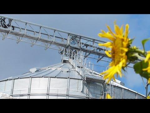 Элеваторные транспортеры для зерна, нории - элеваторы Kepler Weber Украина