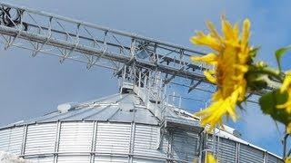 Элеваторные транспортеры для зерна, нории - элеваторы Kepler Weber Украина(, 2013-09-18T19:47:05.000Z)