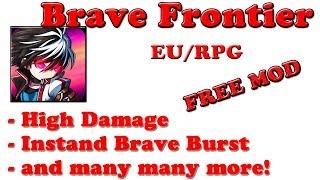 FREE! Brave Frontier 1.5.90 RPG/EU MEGA MOD APK | Auto Win | God Mode | High Attack | 1 Energy Costs