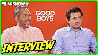 GOOD BOYS | Gene Stupnitsky & Lee Eisenberg Talk About The Movie - Official Interview