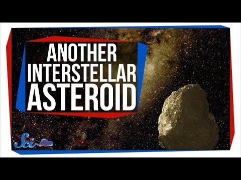 There's an Interstellar Asteroid Hiding Near Jupiter