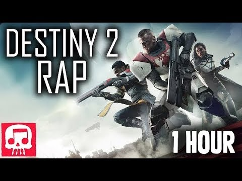 "Destiny 2 Rap (1 HOUR) by JT Music - ""Fireborn"""