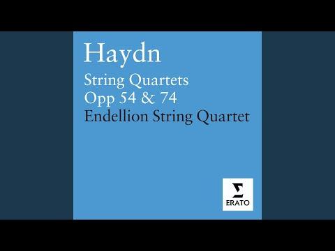 String Quartets Op. 74 'Apponyi', String Quartet in C major Op. 74 No. 1: IV. Finale (Vivace)